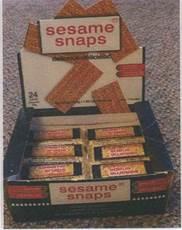 Agros v K-Max - Sesame Snaps